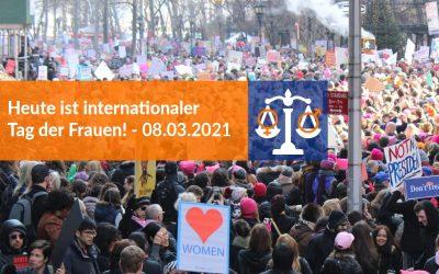 ELSA feiert den Internationalen Frauentag 2021